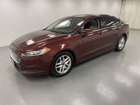 2016 Ford Fusion for sale at Kerns Ford Lincoln in Celina OH