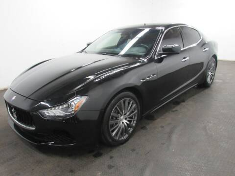 2016 Maserati Ghibli for sale at Automotive Connection in Fairfield OH