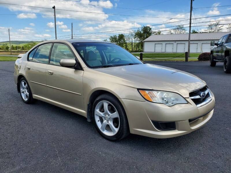 2008 Subaru Legacy for sale at SOUTH MOUNTAIN AUTO SALES in Shippensburg PA