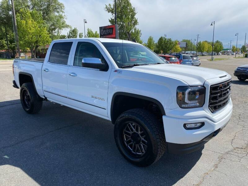 2017 GMC Sierra 1500 for sale at Rides Unlimited in Nampa ID