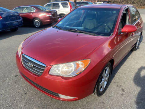 2009 Hyundai Elantra for sale at Best Choice Auto Sales in Methuen MA