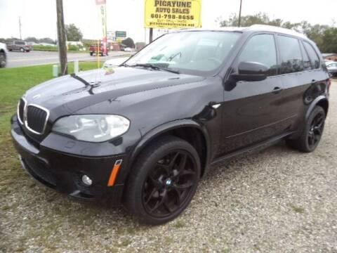 2013 BMW X5 for sale at PICAYUNE AUTO SALES in Picayune MS