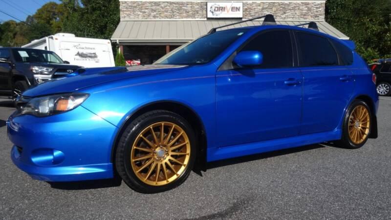 2009 Subaru Impreza for sale at Driven Pre-Owned in Lenoir NC