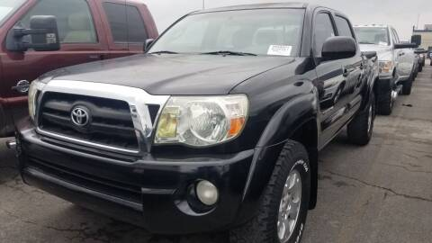 2008 Toyota Tacoma for sale at John 3:16 Motors in San Antonio TX