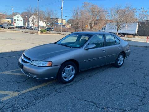 2001 Nissan Altima for sale at EBN Auto Sales in Lowell MA