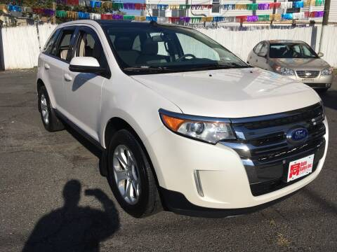 2012 Ford Edge for sale at B & M Auto Sales INC in Elizabeth NJ