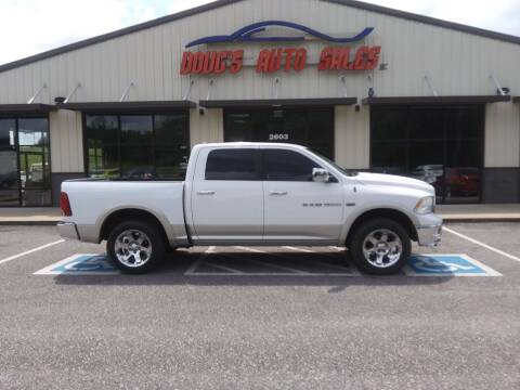 2011 RAM Ram Pickup 1500 for sale at DOUG'S AUTO SALES INC in Pleasant View TN