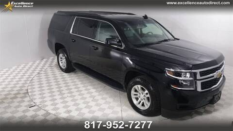 2017 Chevrolet Suburban for sale at Excellence Auto Direct in Euless TX