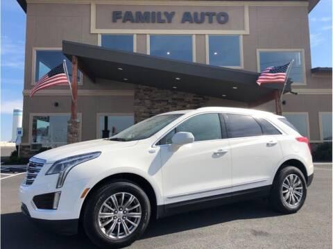 2017 Cadillac XT5 for sale at Moses Lake Family Auto Center in Moses Lake WA
