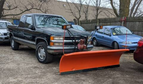 1998 Chevrolet C/K 1500 Series for sale at Budget City Auto Sales LLC in Racine WI