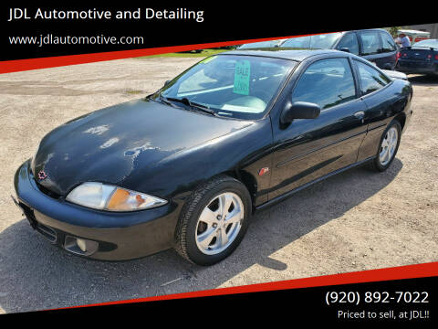 2000 Chevrolet Cavalier for sale at JDL Automotive and Detailing in Plymouth WI