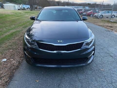 2017 Kia Optima for sale at Speed Auto Mall in Greensboro NC