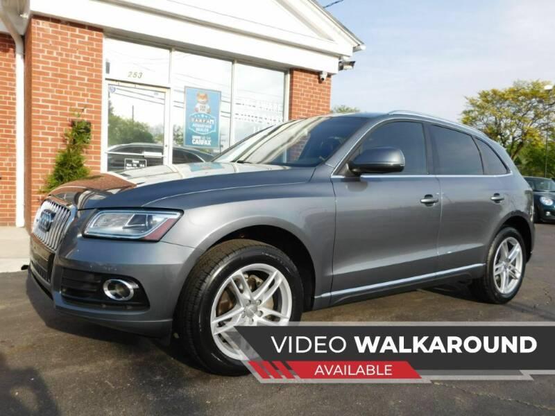 2013 Audi Q5 for sale at Delaware Auto Sales in Delaware OH