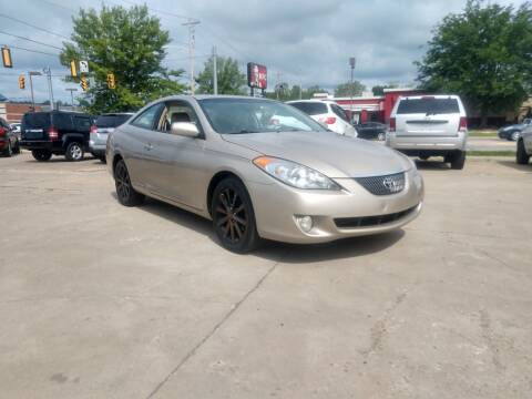 2004 Toyota Camry Solara for sale at Wolfe Brothers Auto in Marietta OH