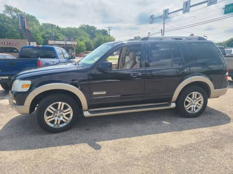 2006 Ford Explorer for sale at Johnny's Motor Cars in Toledo OH