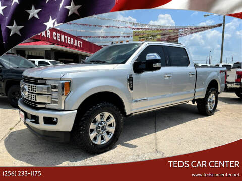 2019 Ford F-250 Super Duty for sale at TEDS CAR CENTER in Athens AL