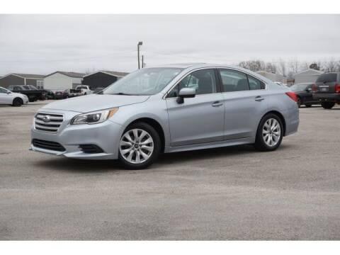 2015 Subaru Legacy for sale at FREDY KIA USED CARS in Houston TX