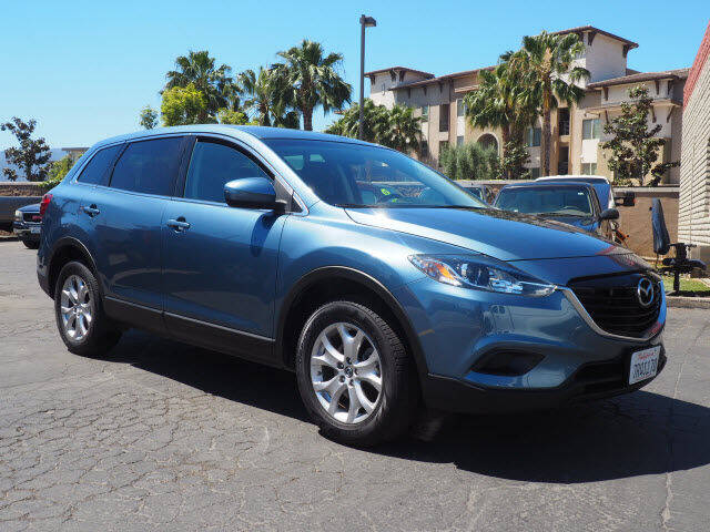 2015 Mazda CX-9 for sale at Corona Auto Wholesale in Corona CA