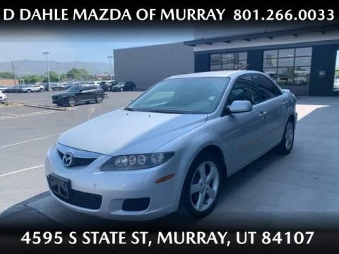2006 Mazda MAZDA6 for sale at D DAHLE MAZDA OF MURRAY in Salt Lake City UT