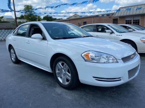 2013 Chevrolet Impala for sale at Wilkinson Used Cars in Milledgeville GA