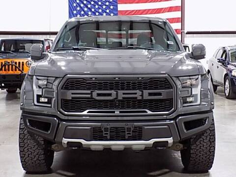 2018 Ford F-150 for sale at Texas Motor Sport in Houston TX