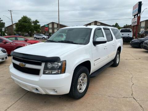 2010 Chevrolet Suburban for sale at Car Gallery in Oklahoma City OK
