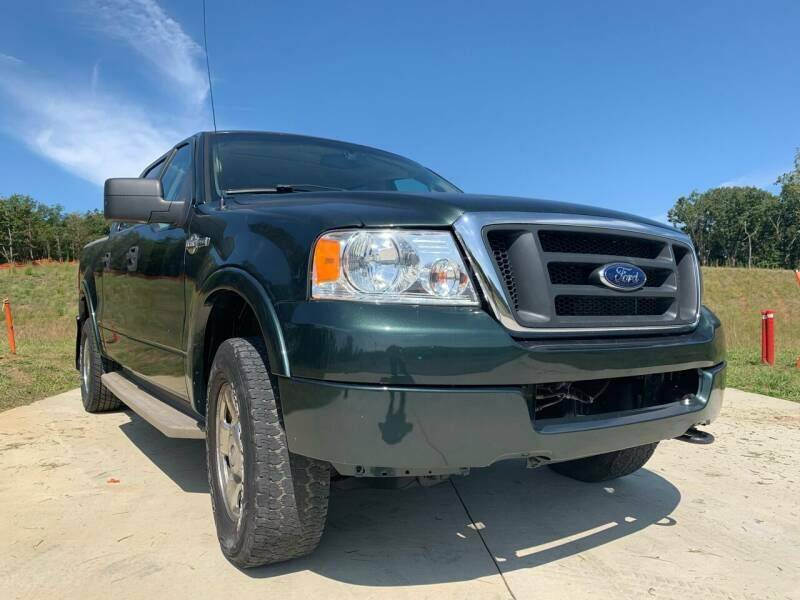 2005 Ford F-150 for sale at Global Imports Auto Sales in Buford GA