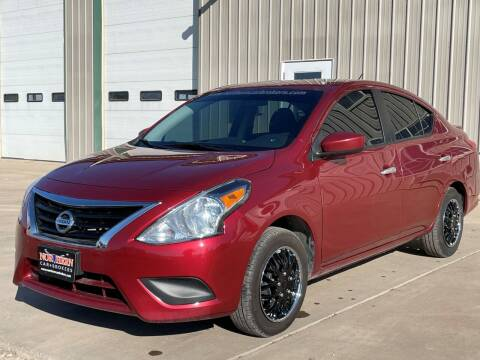 2019 Nissan Versa for sale at Northern Car Brokers in Belle Fourche SD