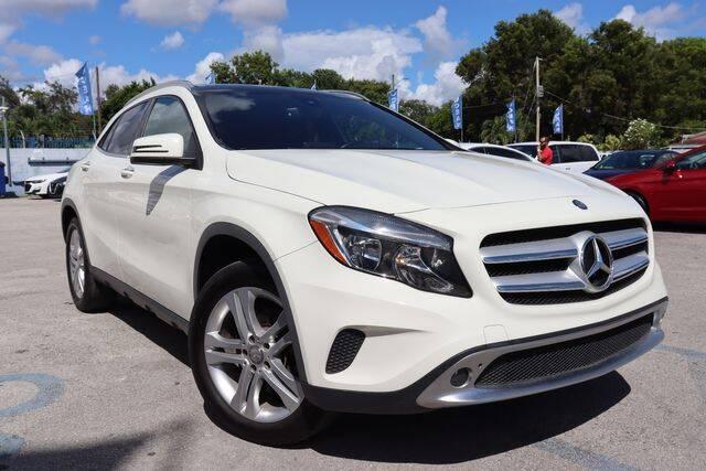 2016 Mercedes-Benz GLA for sale at OCEAN AUTO SALES in Miami FL