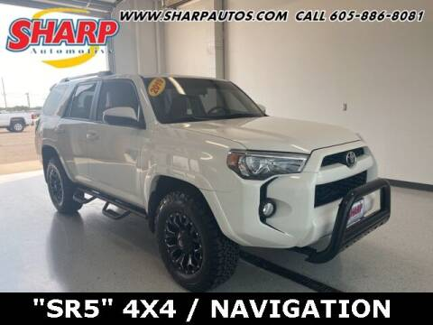 2019 Toyota 4Runner for sale at Sharp Automotive in Watertown SD