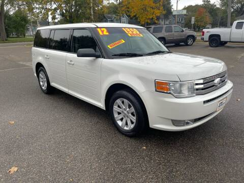 2012 Ford Flex for sale at RPM Motor Company in Waterloo IA