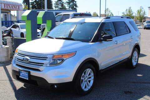 2013 Ford Explorer for sale at BAYSIDE AUTO SALES in Everett WA