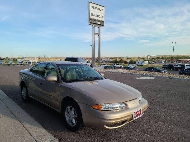 2001 Oldsmobile Alero for sale at Tommy's Car Lot in Chadron NE