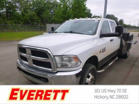 2016 RAM Ram Chassis 3500 for sale at Everett Chevrolet Buick GMC in Hickory NC