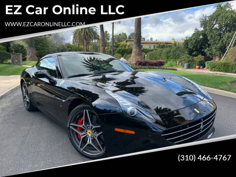 Ferrari California T For Sale In Inglewood Ca Ez Car Online Llc