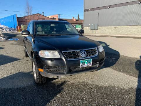 2004 Volkswagen Touareg for sale at ALASKA PROFESSIONAL AUTO in Anchorage AK