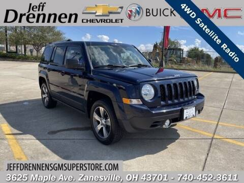 2016 Jeep Patriot for sale at Jeff Drennen GM Superstore in Zanesville OH