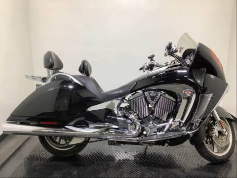 2009 VICTORY MOTORCYCLES VISION TOUR PREMIUM for sale at Eastside Auto Sales in El Paso TX