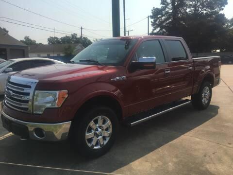 2014 Ford F-150 for sale at ARKLATEX AUTO in Texarkana TX