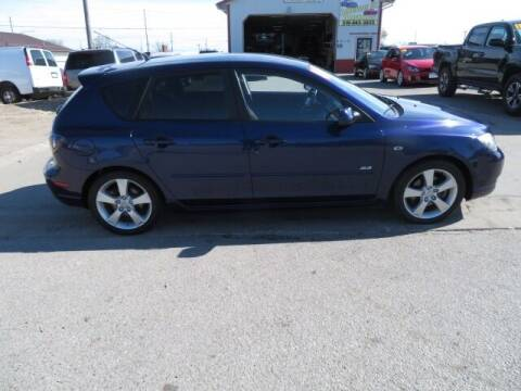 2006 Mazda MAZDA3 for sale at Jefferson St Motors in Waterloo IA