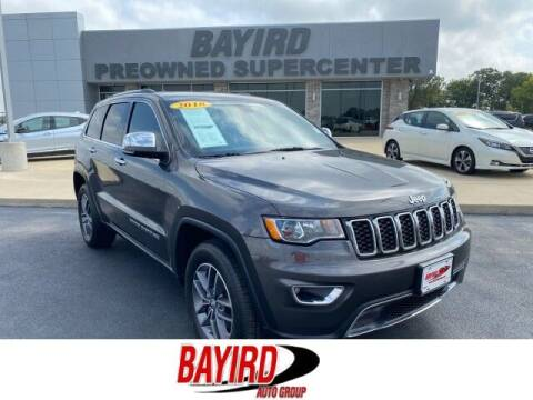 2018 Jeep Grand Cherokee for sale at Bayird Truck Center in Paragould AR