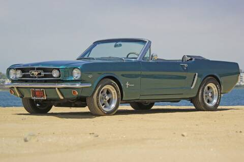 1965 Ford Mustang for sale at Precious Metals in San Diego CA