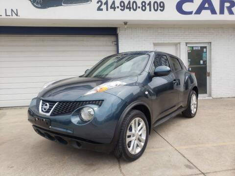 2014 Nissan JUKE for sale at Best Royal Car Sales in Dallas TX