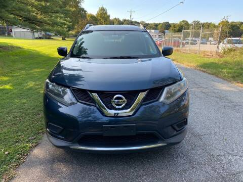 2016 Nissan Rogue for sale at Speed Auto Mall in Greensboro NC