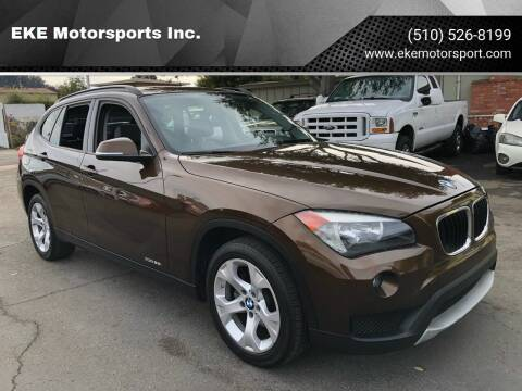2013 BMW X1 for sale at EKE Motorsports Inc. in El Cerrito CA
