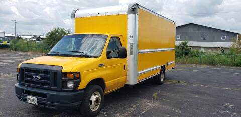 2015 Ford E-350 for sale at Nationwide Box Truck Sales / Nationwide Autos in New Lenox IL