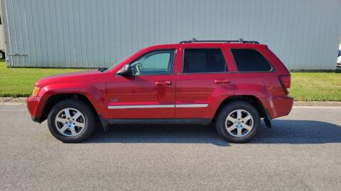 2009 Jeep Grand Cherokee for sale at TNK Autos in Inman KS