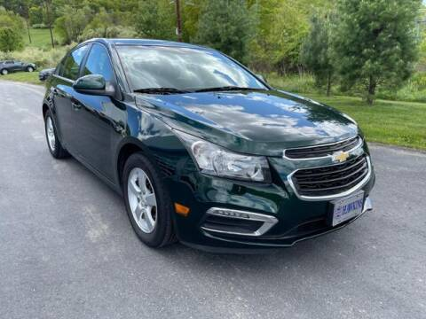 2015 Chevrolet Cruze for sale at Hawkins Chevrolet in Danville PA