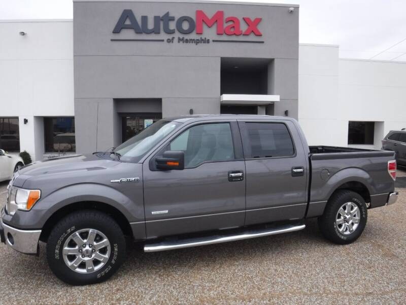 2013 Ford F-150 for sale at AutoMax of Memphis - Logan Karr in Memphis TN
