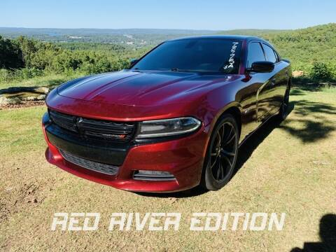 2017 Dodge Charger for sale at RED RIVER DODGE - Red River of Malvern in Malvern AR